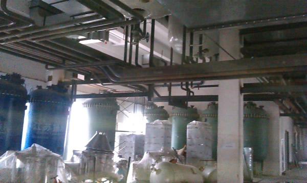 中国核建上海可口可乐工程
