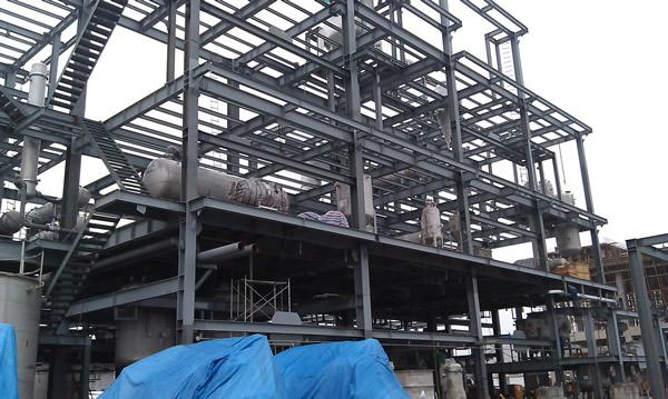 中化新加波海水淡化工程