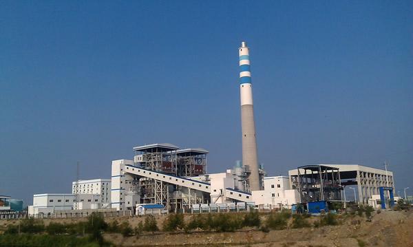 钦州热电厂
